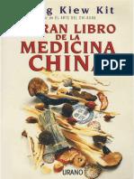 (Wong Kiew Kit) - El Gran Libro de La Medicina China