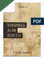 Fiersa Besari - Konspirasi Alam Semesta.pdf