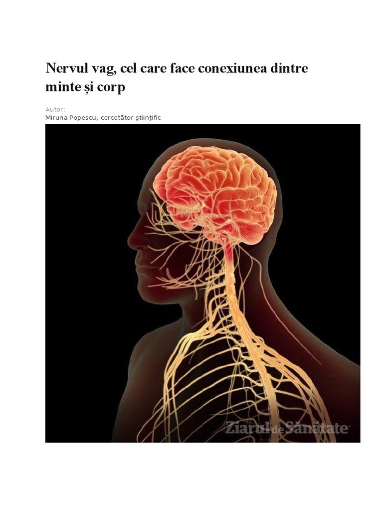 vag nerv bloc pentru pierderea în greutate)