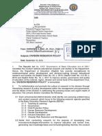 kuhs research proposal format