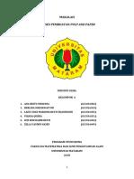 Tugas Kelompok Kimia Indutri_Kel.7_Proses Pembuatan Pulp and Paper-1.docx
