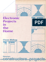 Electronic Projects in the Home