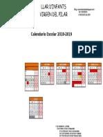 Calendario Escolar 18-19.doc
