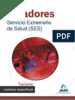 Temario Celador Especifico Extremadura