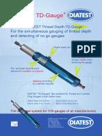 TD-Gauge+-Datenblatt