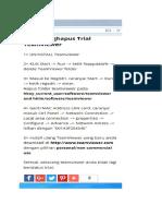 Uninstall Team viewer.docx