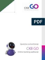 CKB GO - Uputstvo Za Pravna Lica