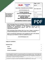 Engineering Design Guidelines Btx Extraction Unit Rev01.1web