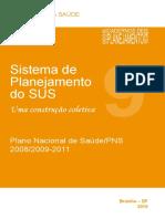 Plano Nacional de Saúde 2008-2011