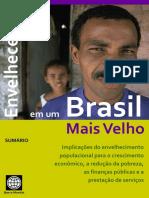 Envelhecendo em um Brasil mais Velho_Banco Mundial
