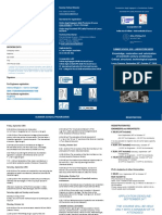 Programma e comunicato stampa della Summer School 2018 del Laboratorio Nervi, 28 settembre - 3 ottobre, Lecco, Campus del Polo Territoriale del Politecnico di Milano