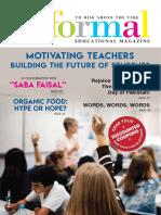 10 Informal Magazine AUGUST-18