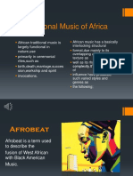 Tradtional Music of Africa.pptx