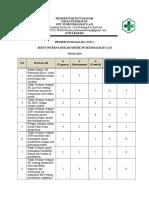 USG audit unit Rekam Medik