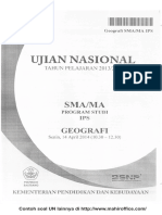 Contoh Soal UN Geografi SMA - MA Progam Studi IPS.pdf