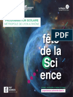 Programme Scolaires FDS 2019 Lyon Rhône