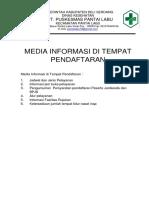 Ok 7.1.2.1 Media Informasi Di Tempat Pendaftaran