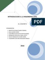 EL CONCRETO - INFORME.docx