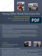 Microsoft Word Gratis Download, Jl. Danau Sentani Tengah H2B 39, Sawojajar, Malang.  Fast Respon Call/ WA