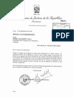 olicitan levantar inmunidad parlamentaria de Betty Ananculí por falsificar hoja de vida
