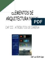 Arquitectura Naval 3