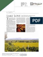 LAKE LOVE  - Claire Durkin