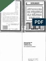 Metodologia de Pesquisa Em Ciências Sociais