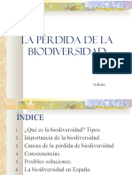 laprdidadelabiodiversidad-110316112257-phpapp02