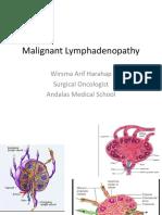 2.2.5.2 Limfadenopati (Malignant)