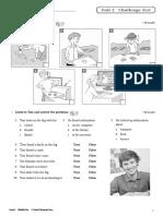 Editable Test Unit 2. Challenge Level