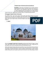 6 Peninggalan Sejarah Islam Di Indonesia Beserta Gambarnya