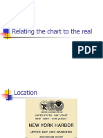 Relating to a marine Chart