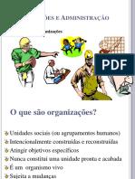 2015.1.1°Organizações e Administração