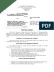 Isabello Apa vs. Hon. Fernandez (Under Prejudicial Question)PFR