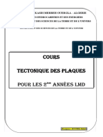 Cours Tecton i Quedes Plaques