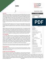 CTRM Briefing Note – Allegro Development