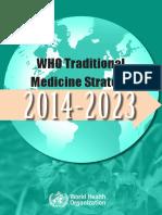 WHO - Medicina Tradicional 2014-2023.pdf