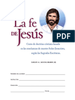 La Fe de Jesús Adultos - Version 1