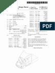 TEsla Semi Design Patent