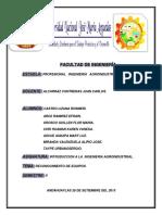 trabajo de los dos informes de procesos agroindustriales y control de calidad..docx