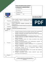 SOP 8.1.8.3 Pelaporan Program Keselamatan Dan Keamanan Lab