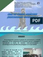 PRESENTACIÓN DE LA JORNADA