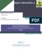 Case Report Hemofilia A ANAK.pptx