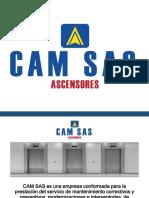 PRESENTACION CAMSAS 2018