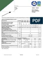 1n4007 Cdil Datasheet PDF