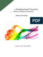 Manual de ThetaHealing Rainbow Children (Niños Arcoiris) Para Jovenes