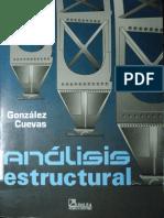Análisis Estructural - Gonzáles Cuevas
