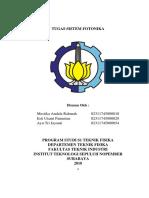 sistem fotonika dan engineering design