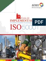 ISO50001 Guía de Implementación