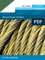 Manual Técnico Cimaf - 2015